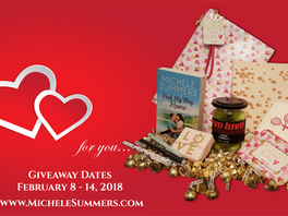 Let's spread some LOVE with another #Giveaway!