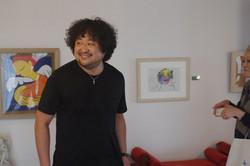 葉加瀬さんの絵画と06