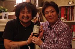 葉加瀬さんと院長先生