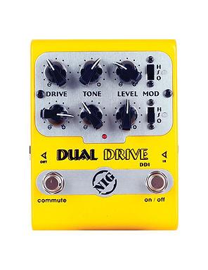 NIG Pedal Guitarra Eléctrica DD1 Dual Drive