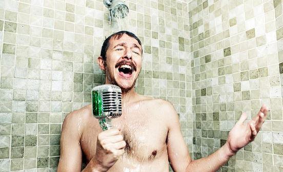 way lean negócios , cantando no chuveiro, desperdicios de lean manufacturing