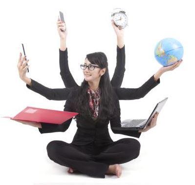 Fazendo muitas coisas, multifuncional - Way Lean Negócios
