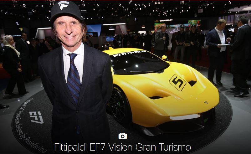 Fittipaldi EF7 - Way Lean Negócios, Lean Manufacturing