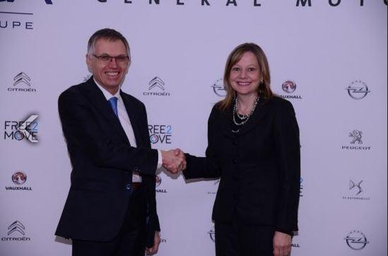 Way Lean negócios, venda GM Opel alemanha