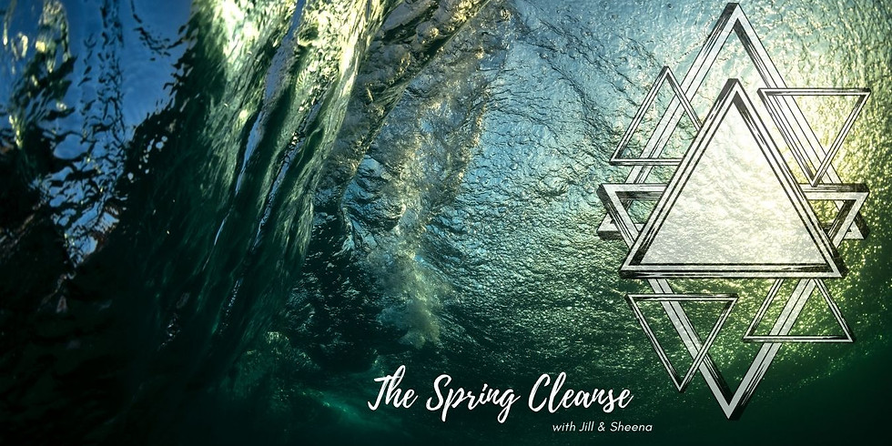 The Spring Cleanse