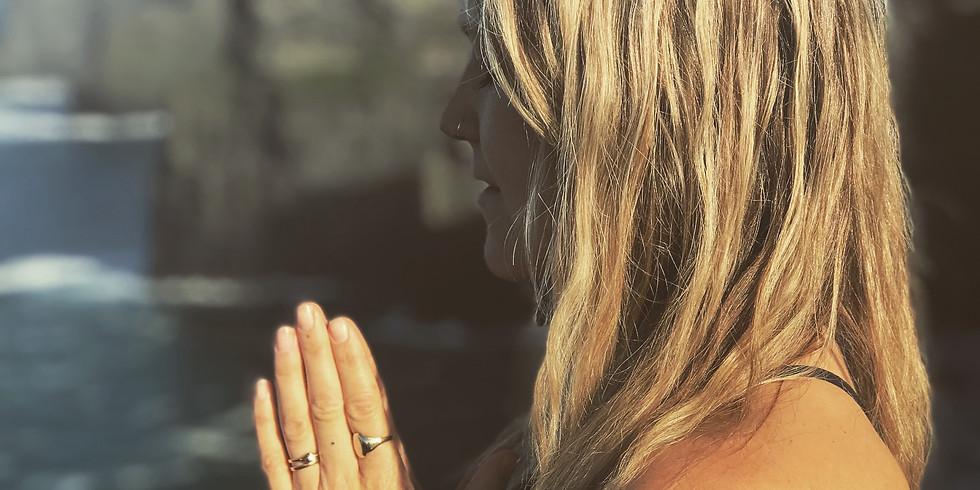 August Meditation Challenge