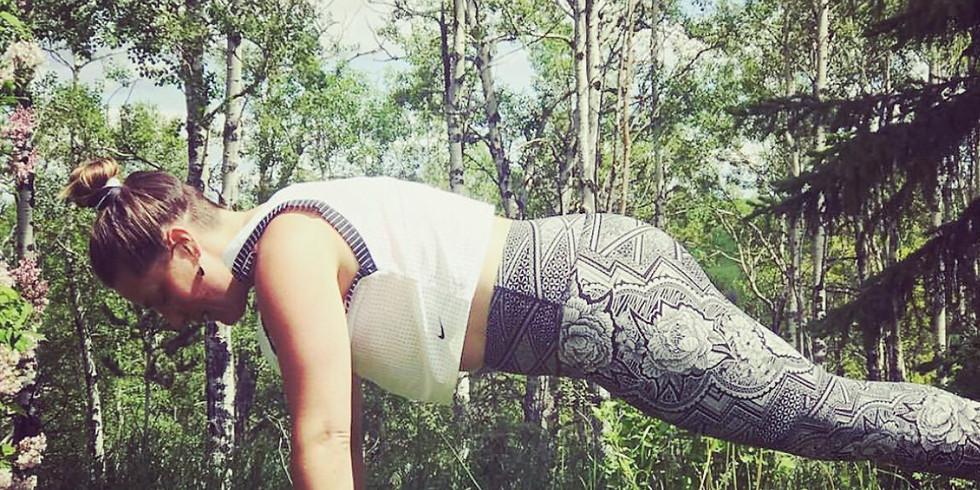 July Plank Challenge