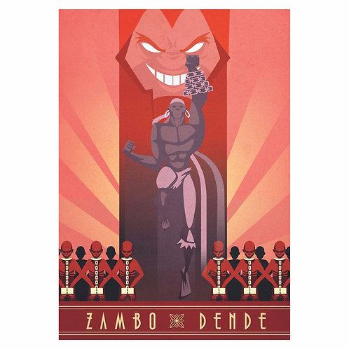 ZAMBO DENDÉ_Poster#9