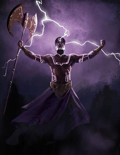 020- sango semi dios de la guerra.jpg