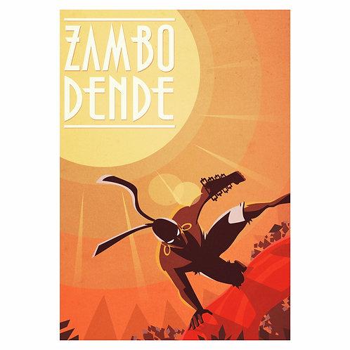 ZAMBO DENDÉ_Poster#13
