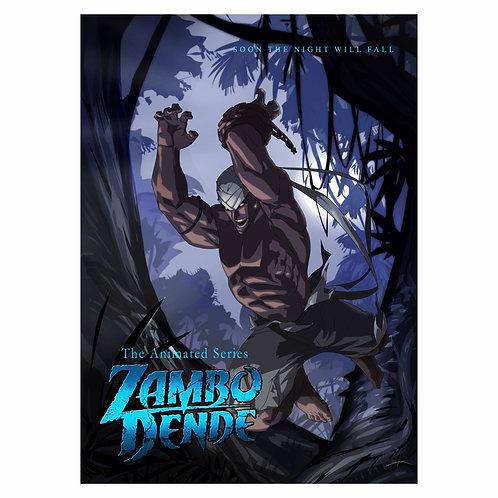 ZAMBO DENDÉ_Poster#1