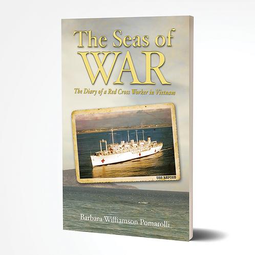 """The Seas of War"" by Barbara Pomarolli"