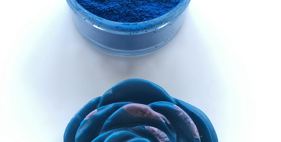Blue Chocolate Colour