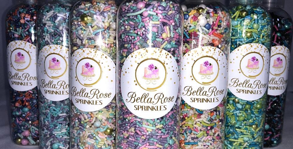 Bella Rose Sprinkle Mixes