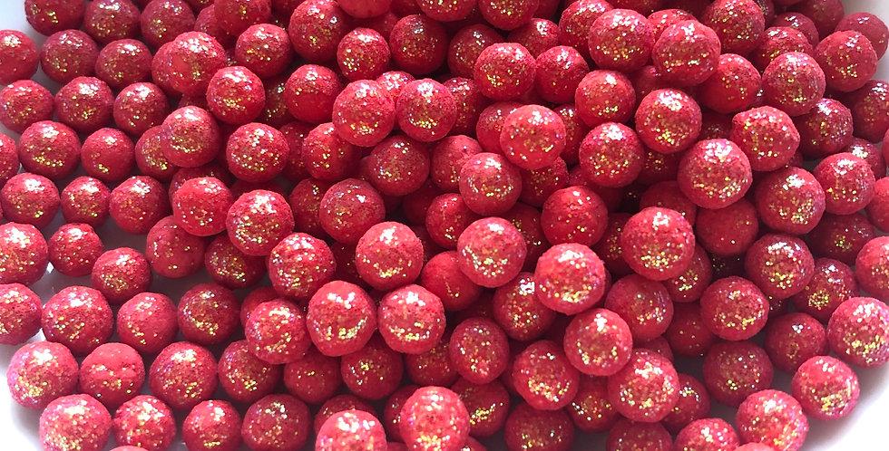 Red Bling Balls
