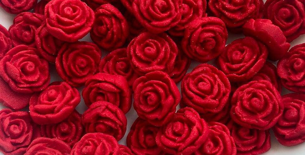 Edible Sugar Roses