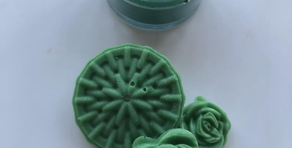 Green Chocolate colour