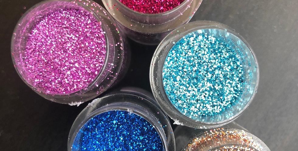 Hi-Shine Glitter Tubs