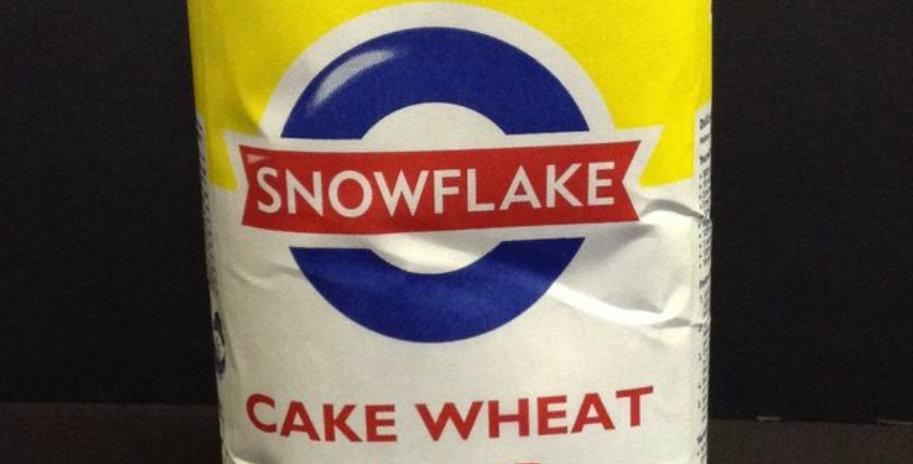 Snowflake Cake flour