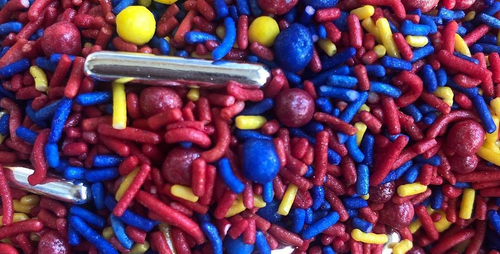 SuperMan Sprinkles