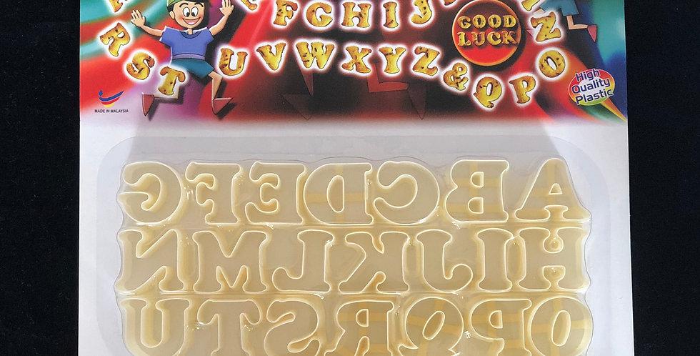 Alphabet Cutter