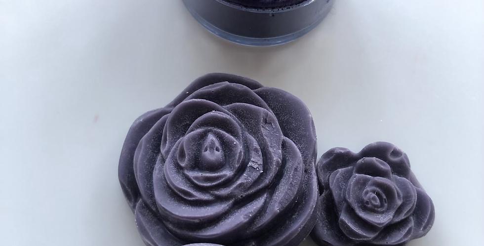Violet chocolate Colour