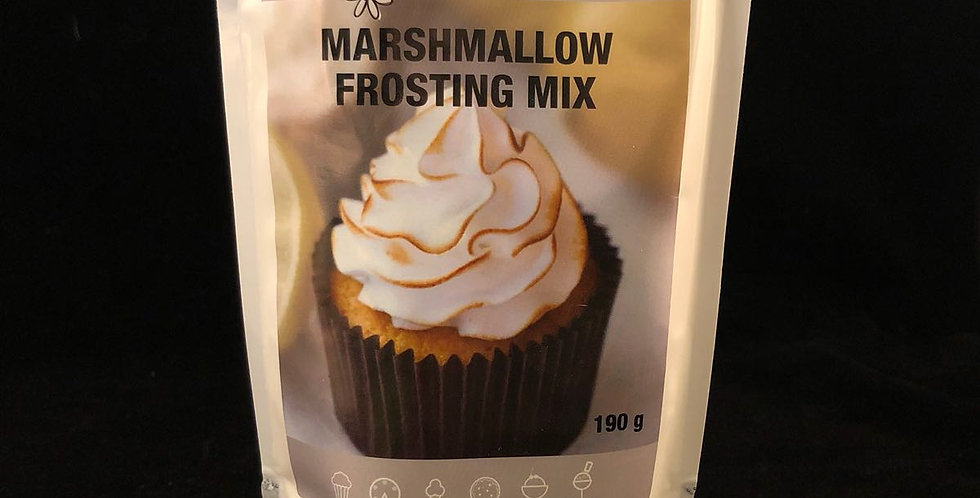 Marshmallow Frosting Mix