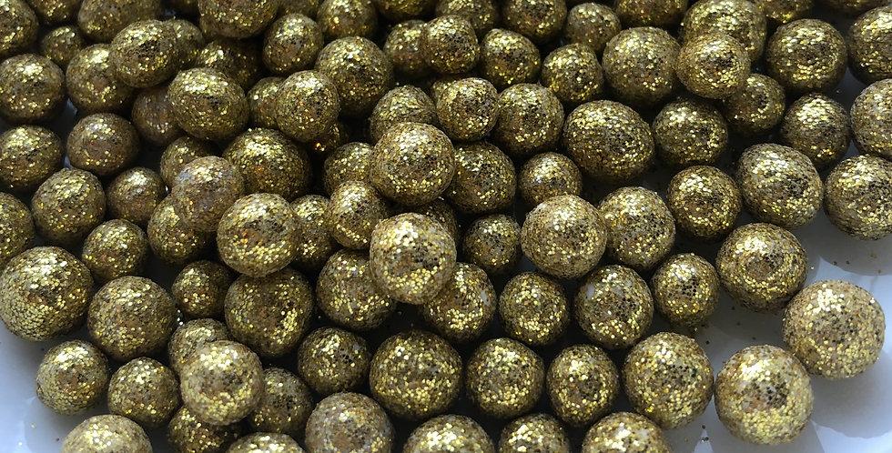 Gold Bling Balls