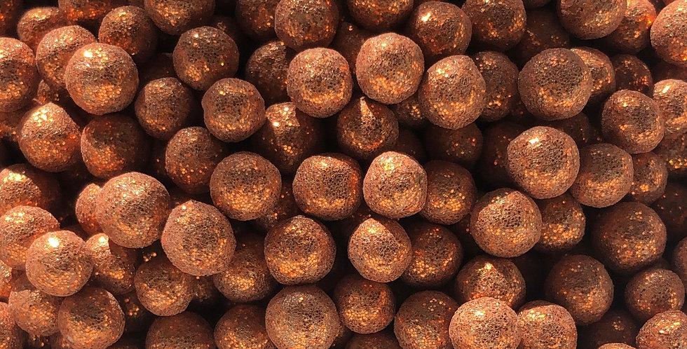 Bronze Bling Balls