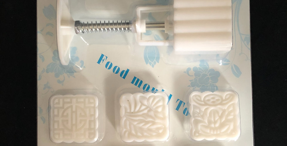 Square biscuit Plunger Cutter