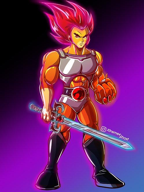 Super Saiyan Liono