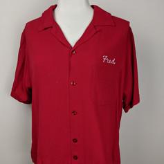 Fred Bowling Shirt