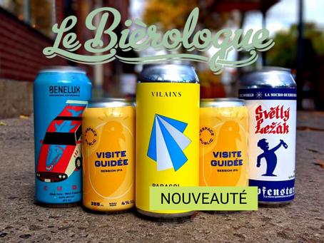 Le Bièrologue - Le Vinologue participe à l'évènement +local !
