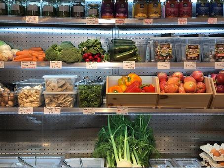Épicerie Romarin va de l'avant avec l'Agence Magis pour l'évenement +local
