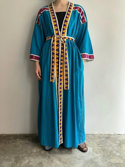 Neiman - Marcus patchwork robe