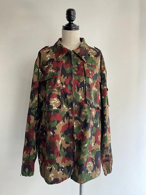 camouflage work jacket