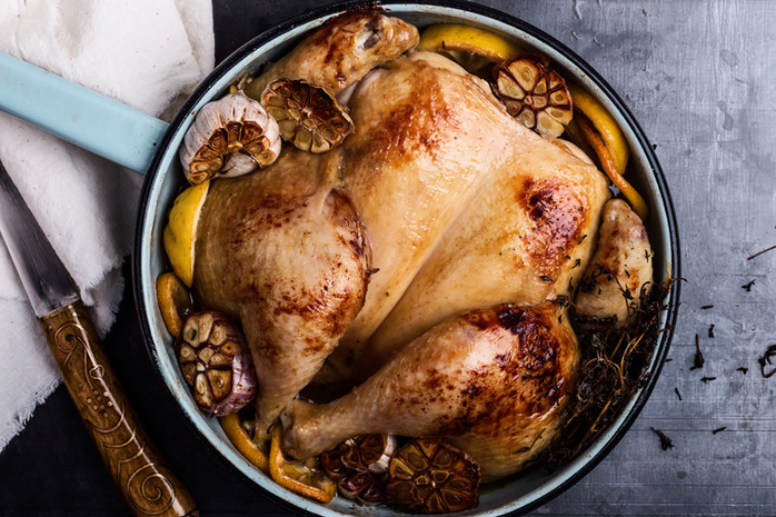 Winner Winner Chicken Dinner: Roasted Chicken Done Right!