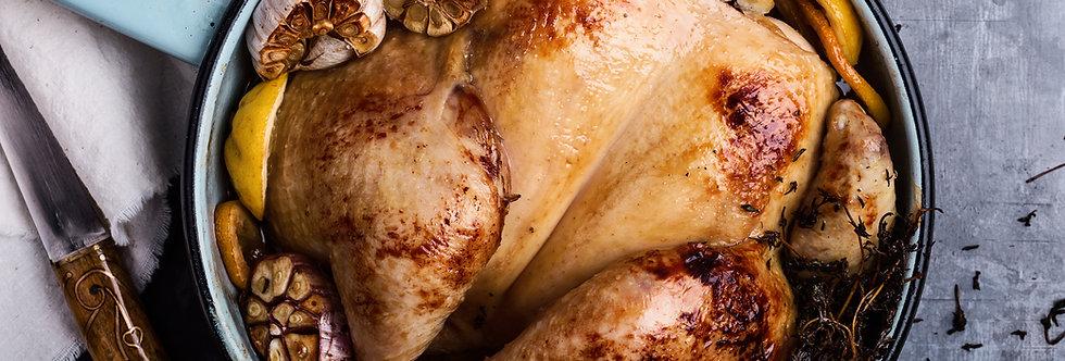 Just the Basics (20 pound Turkey)