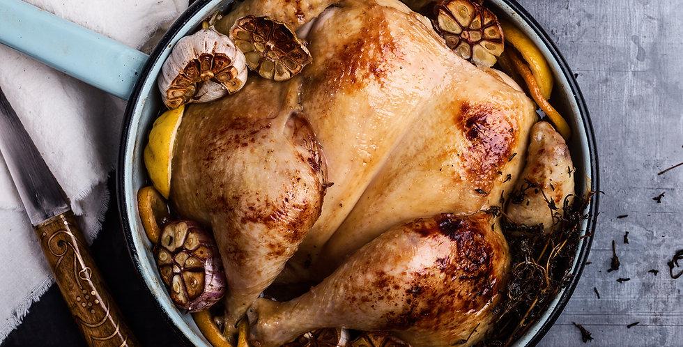 FRESH Ho-Ka Turkey (uncooked)