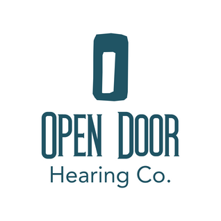 Open Door Hearing Co. Logo