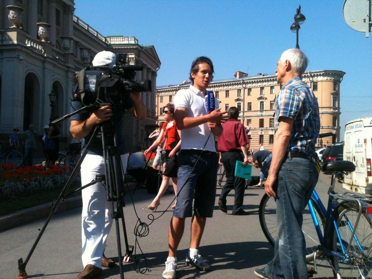 прокат велосипедов 5 канал