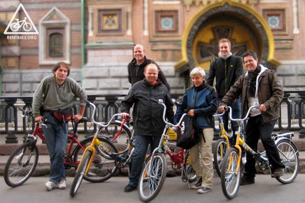 прокат велосипедов петербург Марк