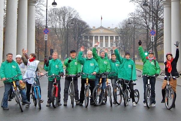 прокат велосипедов петербург яблоко