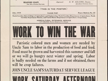 History Throwback:Free Black Labor for a European War