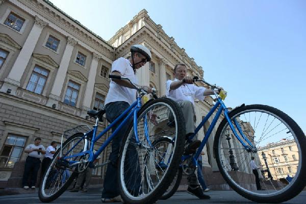 прокат велосипедов в санкт петербург