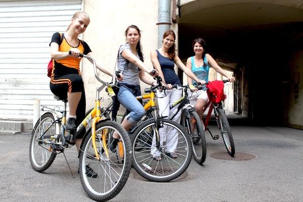 прокат велосипедов петербург АВАНТА