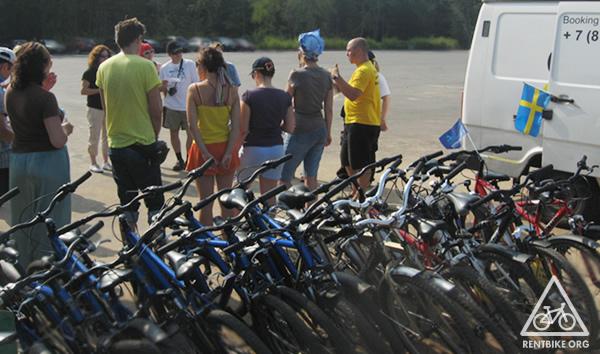 прокат велосипедов петербург, где пр