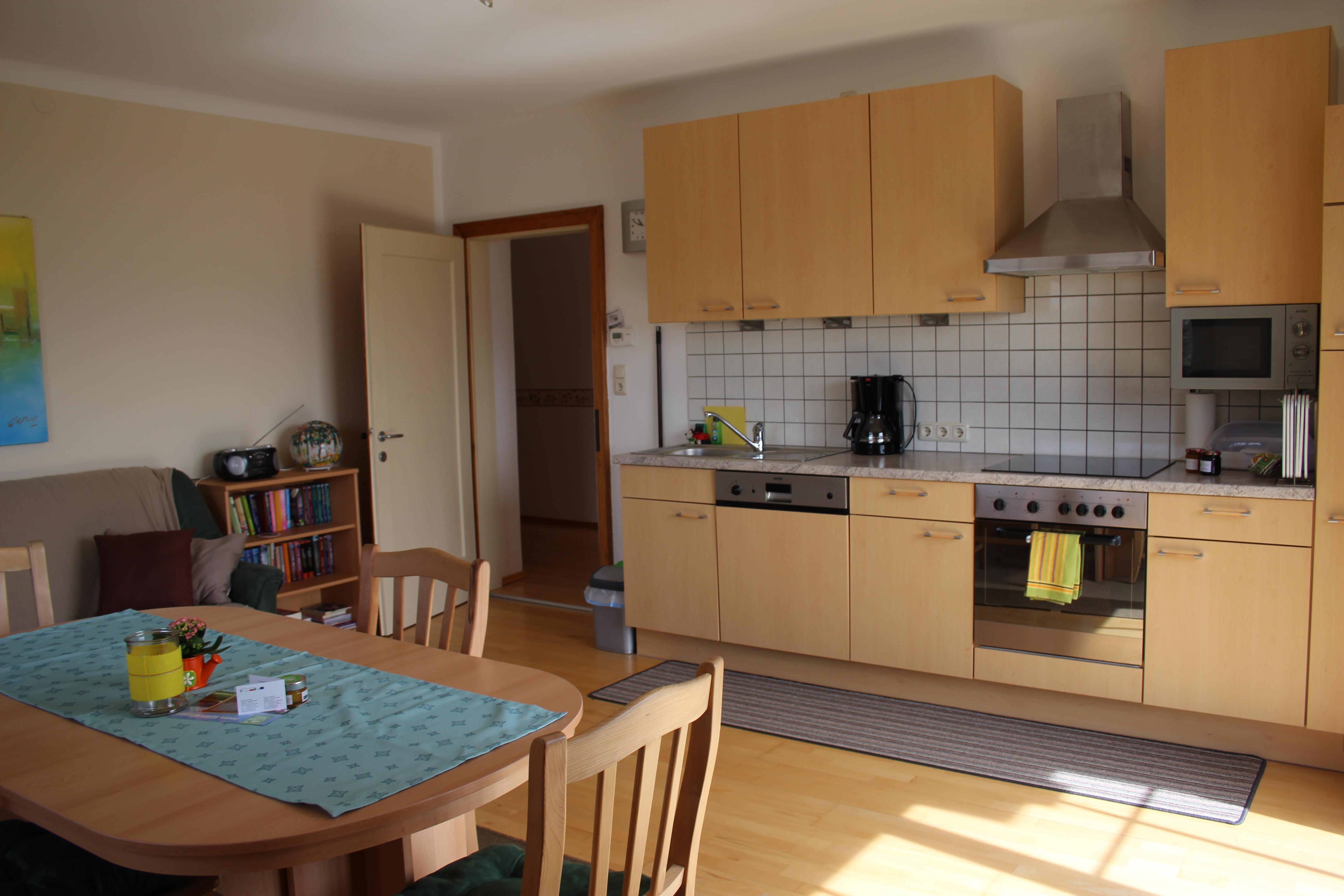 Wohnzimmer / Küche 2