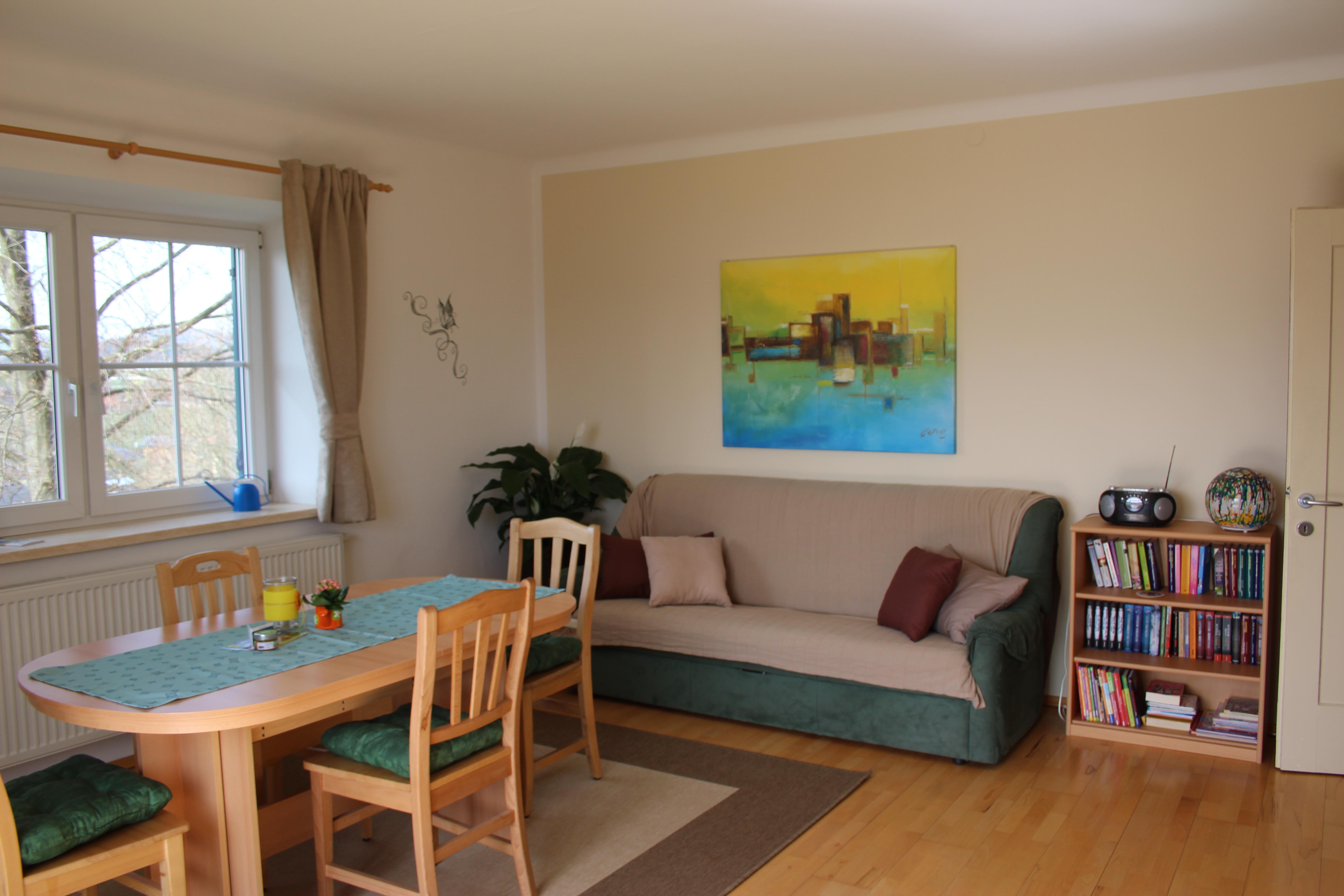 Wohnzimmer / Küche 1