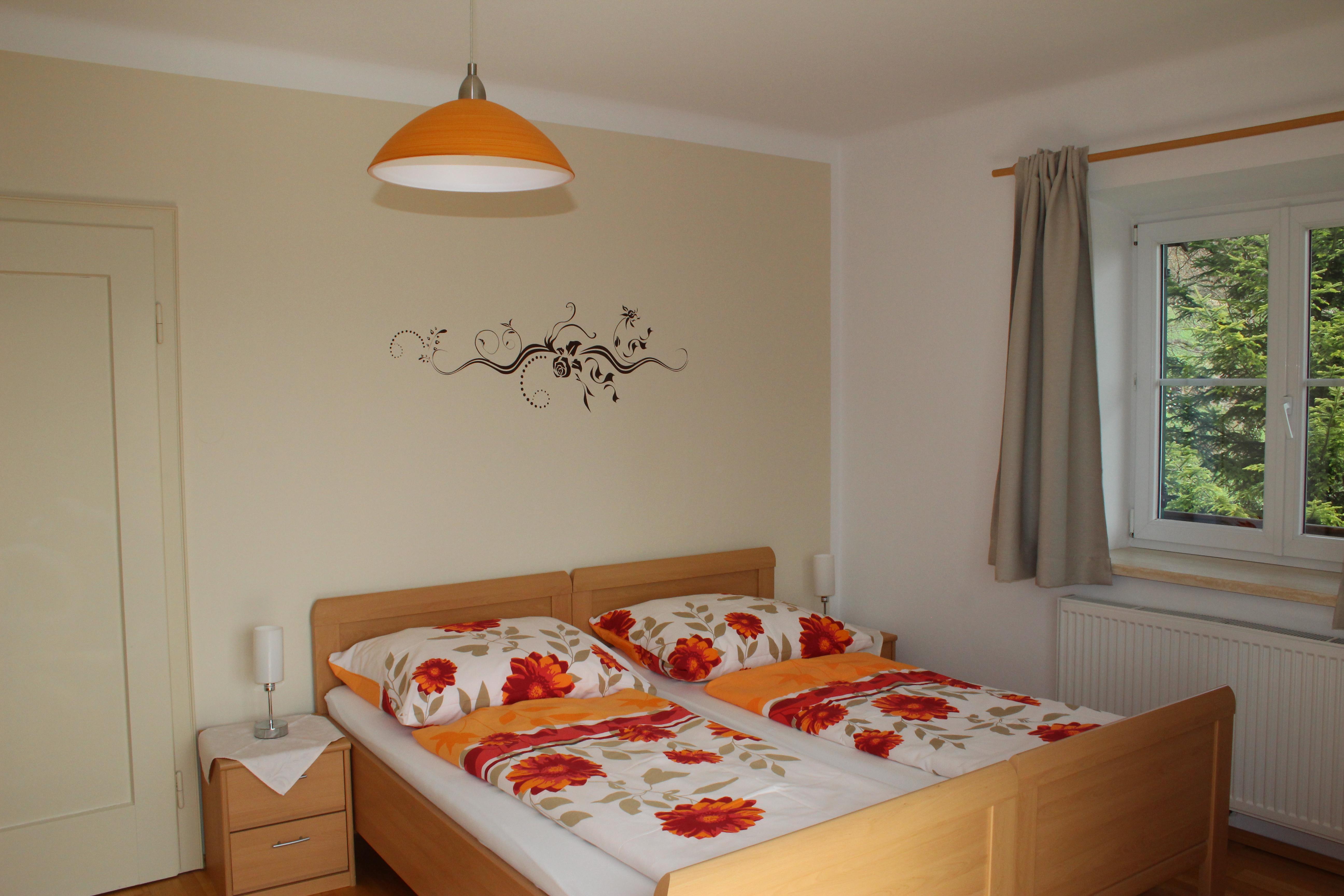 Schlafzimmer Süd 1